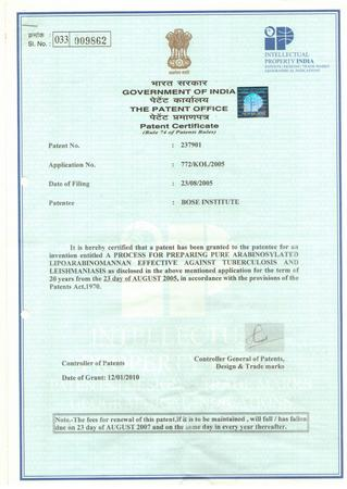 Patent doc 1  2  cv
