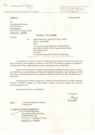 Patent doc 2  2  cv