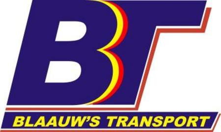 Blaau w transport cv