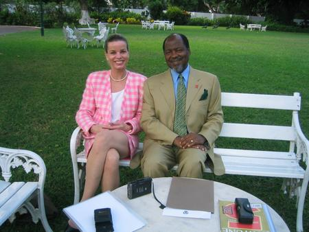 Catarina alexon   president chissano i mocambique cv