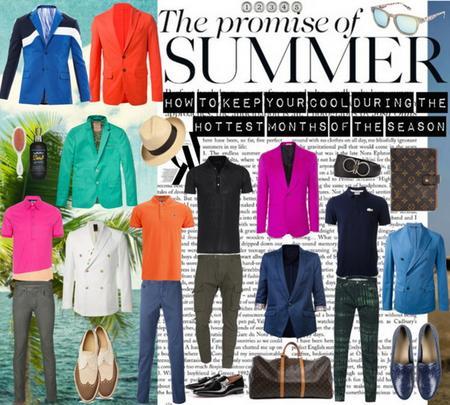 Summer style set 2 cv