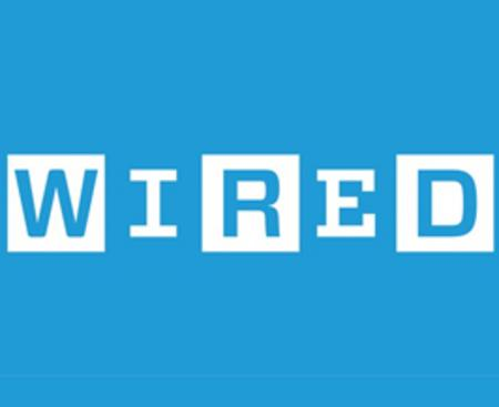Wired logo cv