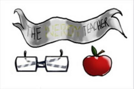 Nerdy teacher cv cv