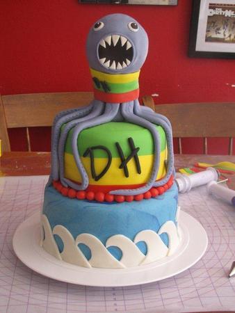 Dh cake cv