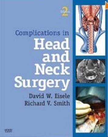 Head and neck complications cv