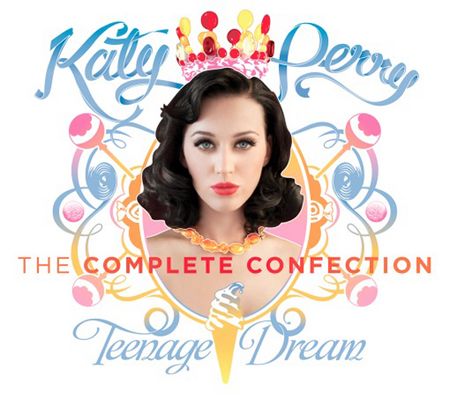 Katy perry teenage dream complete confection thelavalizard cv