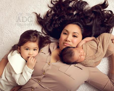 Baby photo 2 cv