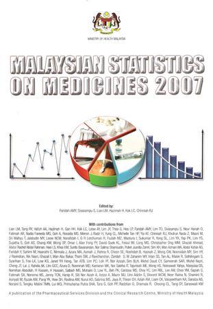 Malaysian statistics on medicines 2007 thumb