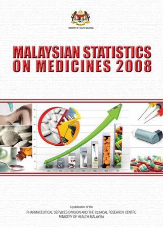 Malaysian statistics on medicines 2008 thumb