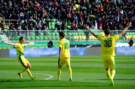 Anzhi players cv