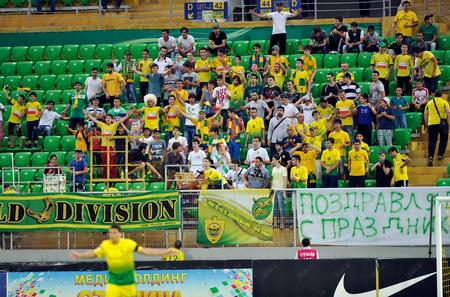 Anzhi volgar match   the best audience in the world cv