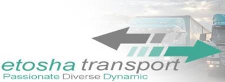 Etosha transport cv