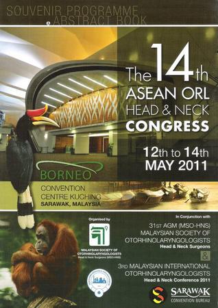 Asean orl hns 2011 cv