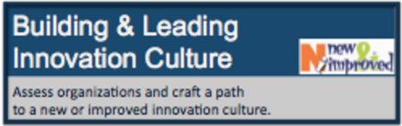 Building innovation culture cv