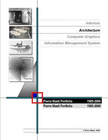 Portfolio 1985 2000 architecture xxx cv