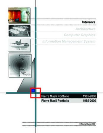 Portfolio 1985 2000 interiors xxx cv
