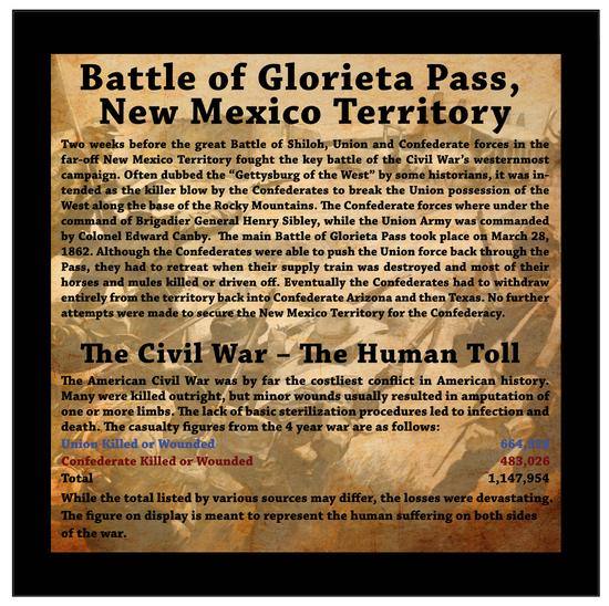 Battle of glorieta pass samples5 cv