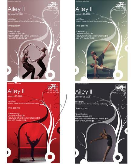Ailey poster cv