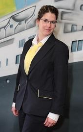 Receptionist cruise ship1a cv