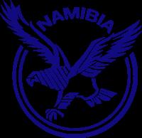 Namibia rugby logo cv