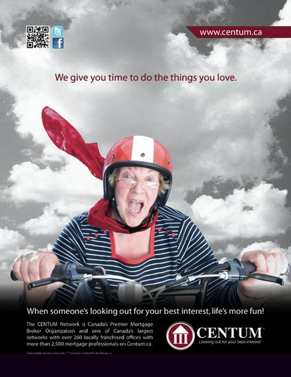 Centum ad time cv