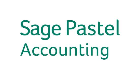 Sage pastel accounting logo cv