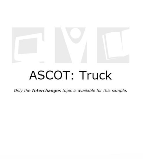 Ascot truck cover thumb