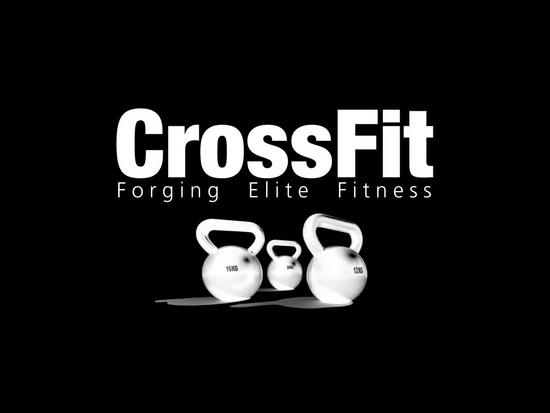 Crossfit black kb wallpaper thumb