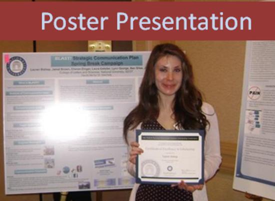 Poster presentation thumb