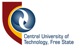 Central university of technology  free state  logo  cv