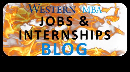 Jobs internships blog logo cv