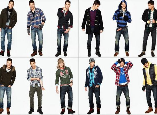 New style clothes for men cv