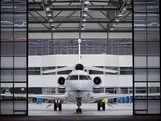Hangar cv