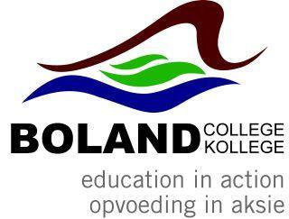 Boland college logo cv