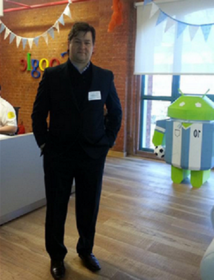 Google cv