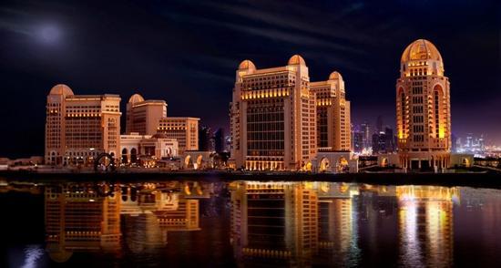 St regis hotel doha cv