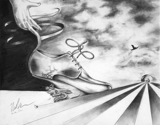 Shoe cv