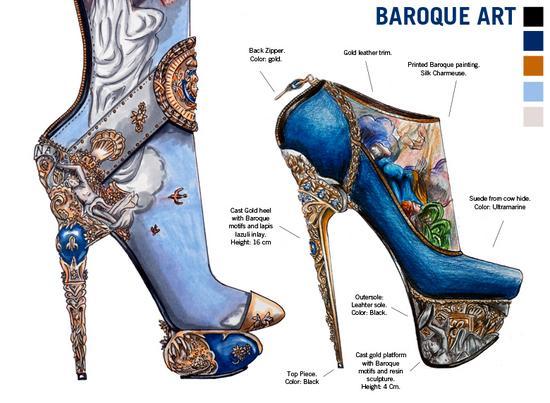 Baroque cv