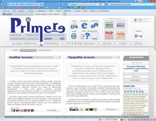 Portfolio php 05 cv