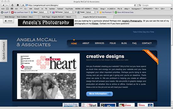 Web angelamccall sm cv
