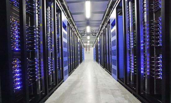 Server farm cv