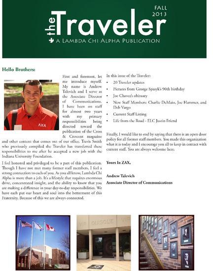 Traveler1 cv