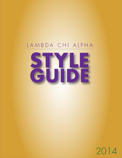 Styleguide1 cv