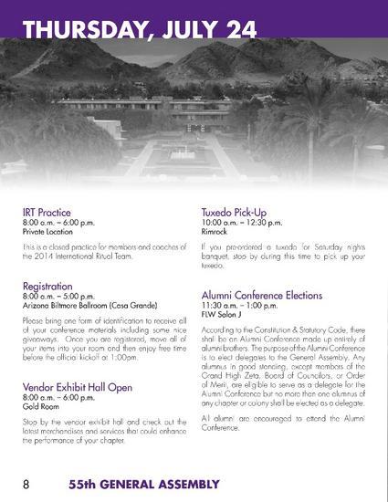 Event guide5 cv