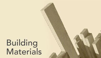 Building materials cv