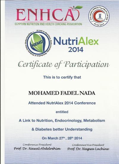 Nutri alex 2014 cv