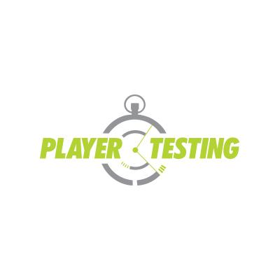 02 player testing logo cv