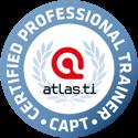 Certified atlasti professional trainer  1  cv