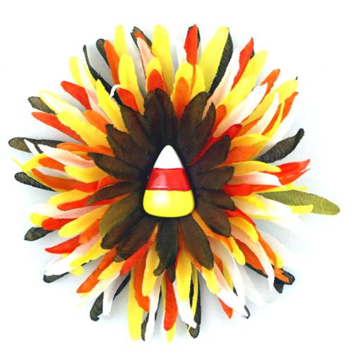 Candy corn star flower cv