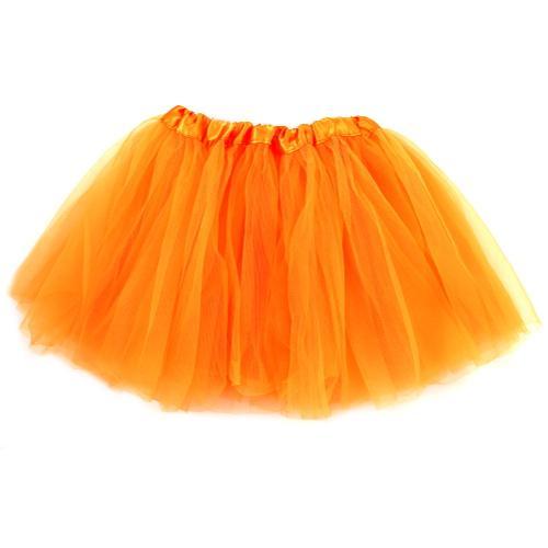 Orange tutu cv